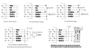 wiring helpinstalling alarm w remote start  Ford