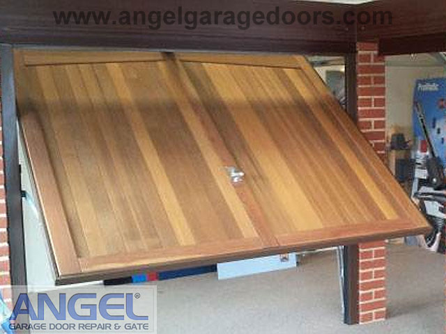 One Piece Garage Doors  Angel Garage Door Repair and Gate
