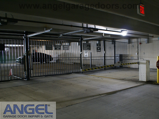 Overhead Gate Installation  Angel Garage Door Repair 877