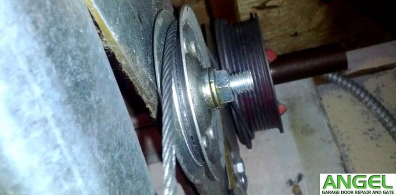 Garage Door Cable Repair  Angel Garage Door Repair and Gate
