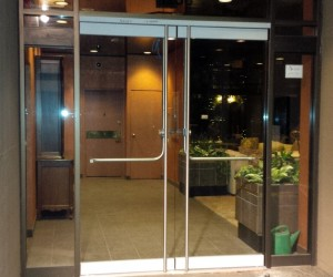 Commercial glass  windows doors skylights glass walls
