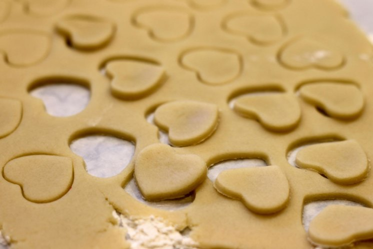 Dough Hearts