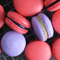 Macarons with Cookie Butter Filling