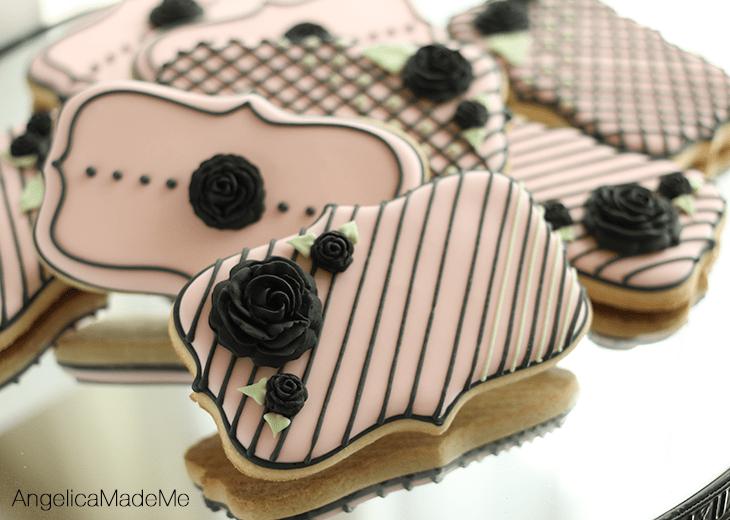 Black Rose Cookies