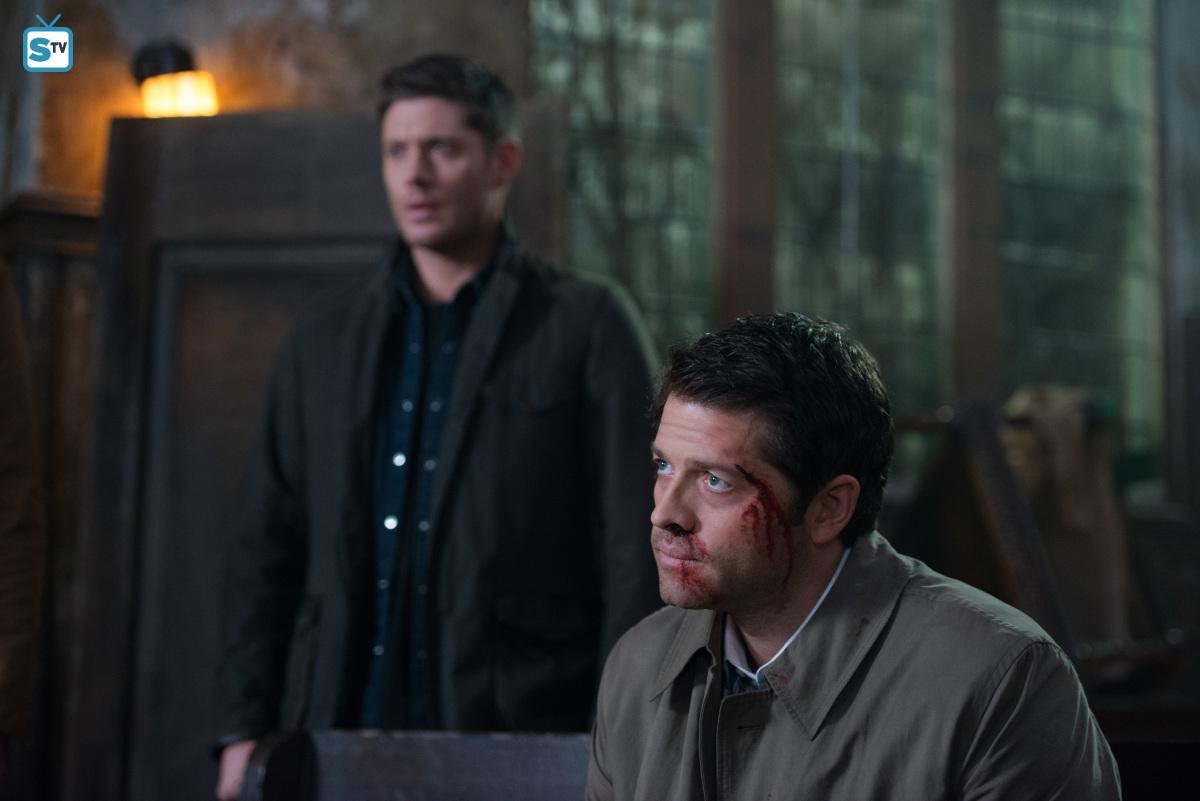 Supernatural 12.10 Press Release, Promo, Promo Pics   Supernatural Portal