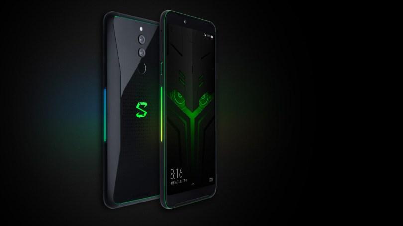 xiaomi blackshark helo led - Xiaomi Black Shark Full Specifications, Reviews, and Price.