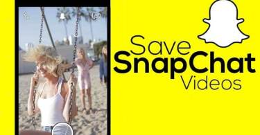 save snapchat videos - How To Save Snapchat Videos On iOS and Android