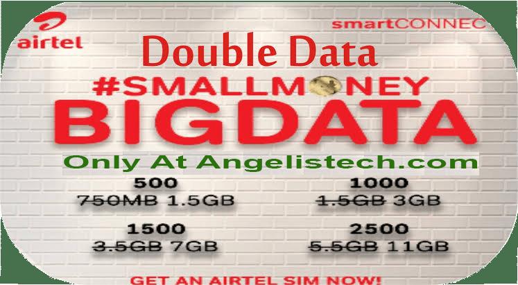 Airtel Double data