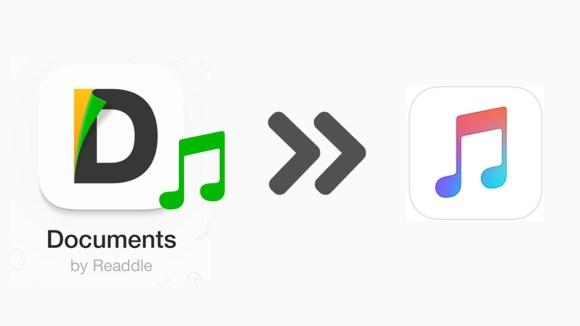 Documents iPhone App