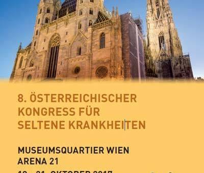 8. Österreichischer Kongress für seltene Krankheiten