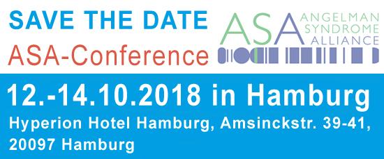 ASA Konferenz – Oktober 2018 in Hamburg