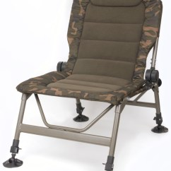 Korda Fishing Chair Hickory Rocking Fox R1 Camo Angelstuhl