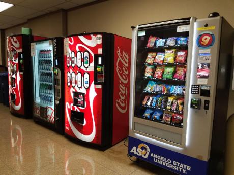 Vending  Angelo State University