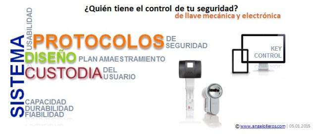 Amaestramientos llaves seguridad by Angel Olleros