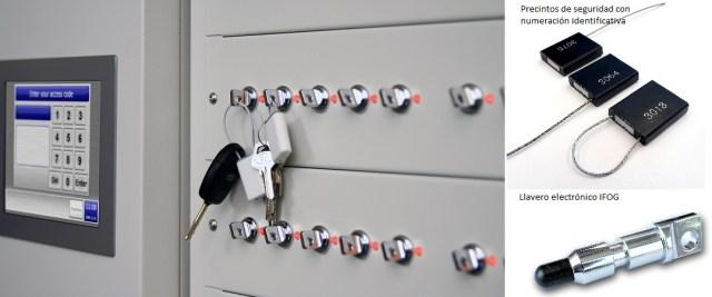 armarios electronicos gestion llaves y valores