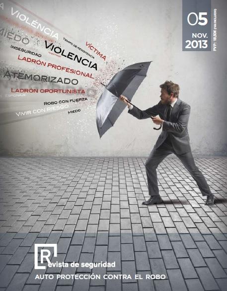 Revista de Seguridad protección contra el robo
