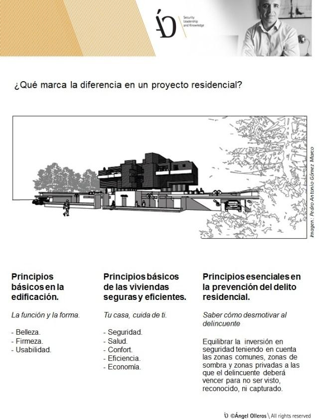 Proyectos residenciales con seguridad contra el delincuente