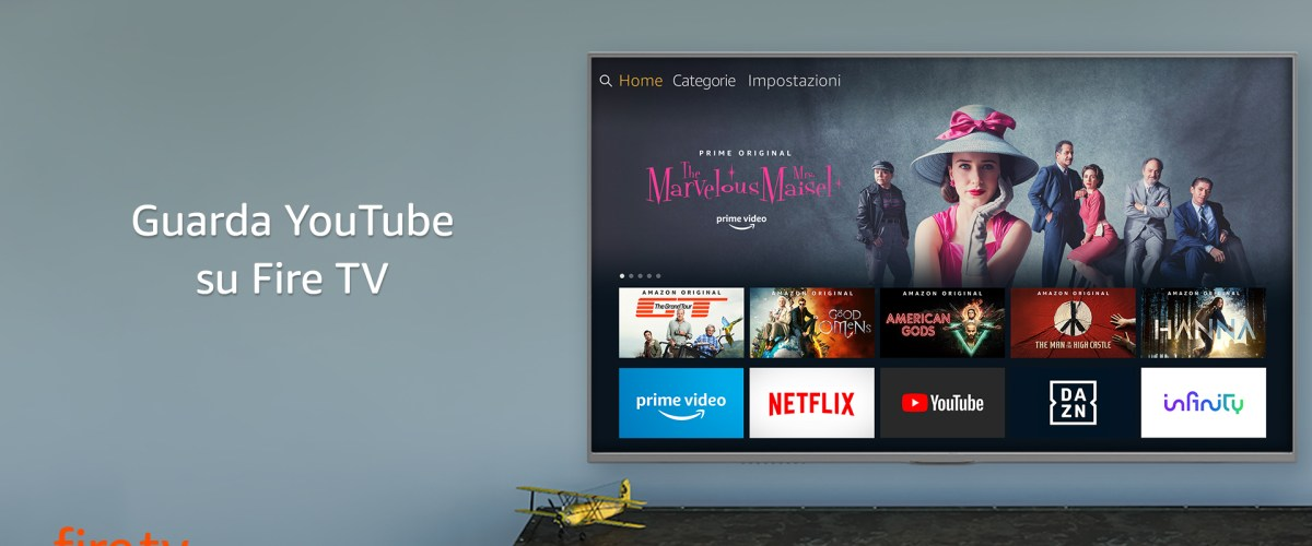YouTube Fire TV Stick