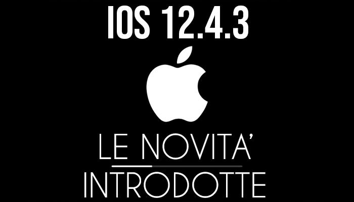iOS 12.4.3 - banner