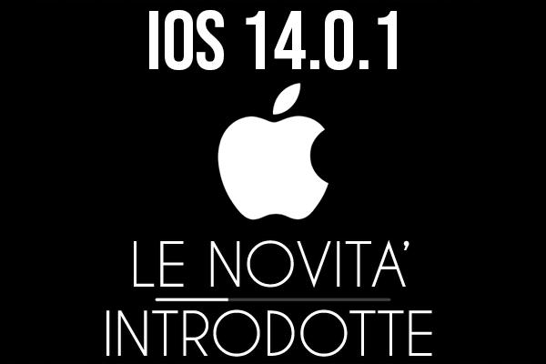 iOS 14.0.1 - banner