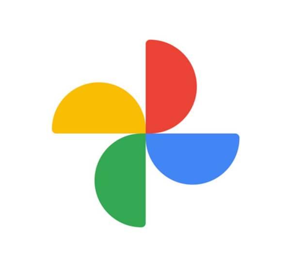 Google Foto logo
