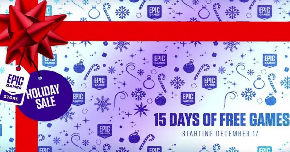 Epic Games Store Holiday Sale