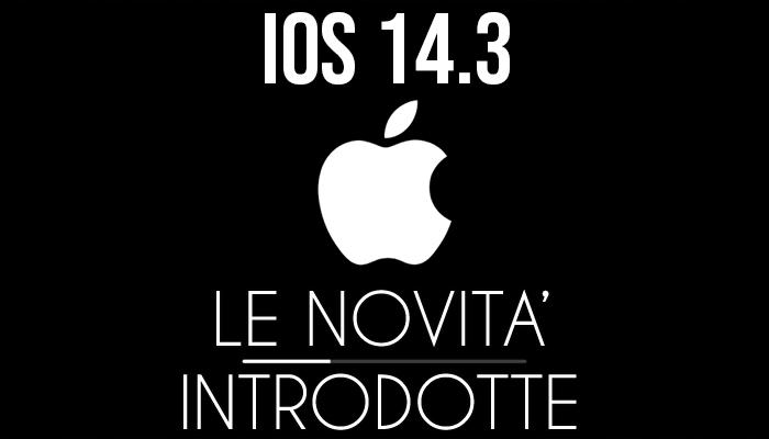 iOS 14.3 - banner