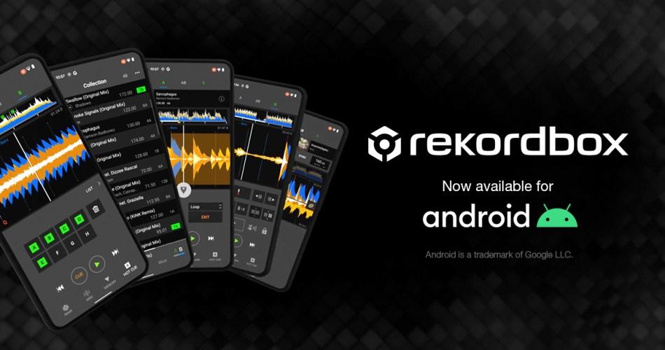 Rekordbox Android