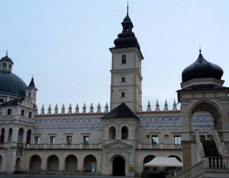 Burg Krasiczyn