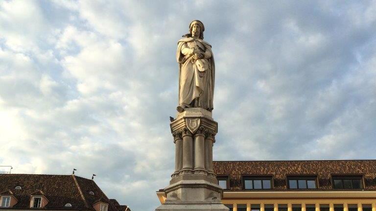 Walther-Denkmal in Bozen