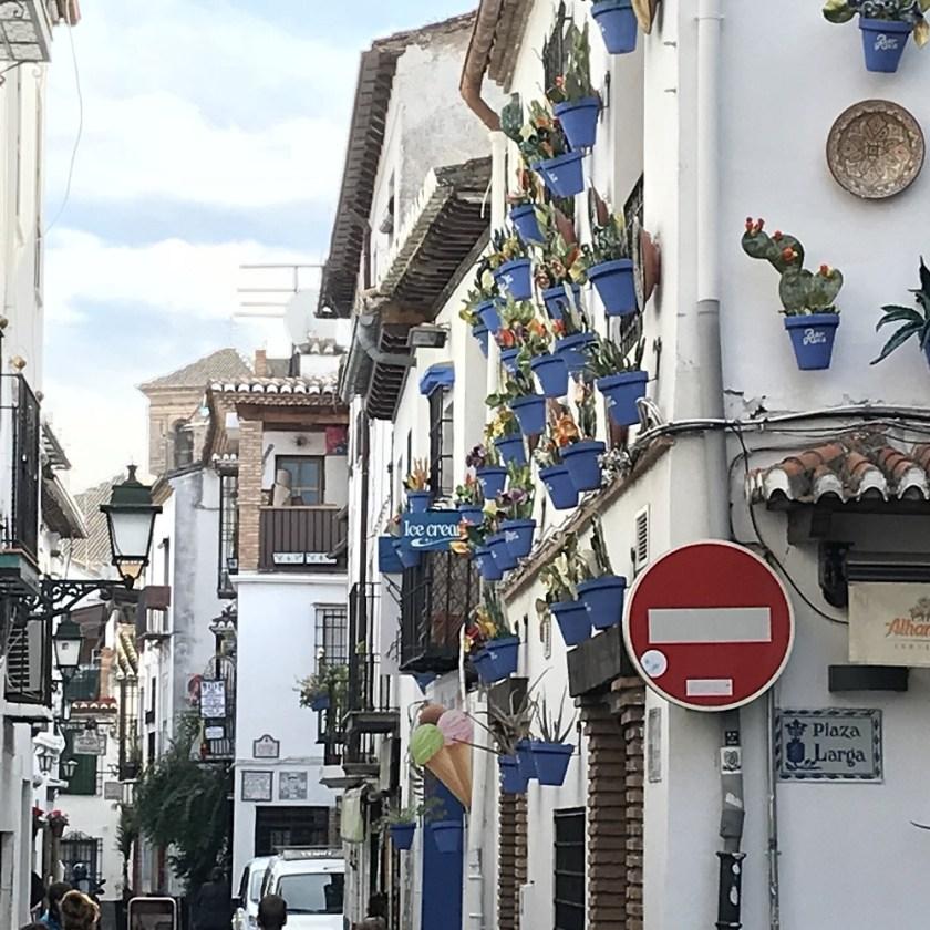 Albayzin von Granada
