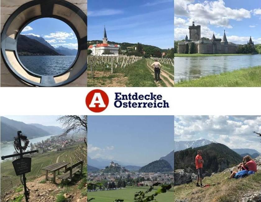 Entdecke Österreich