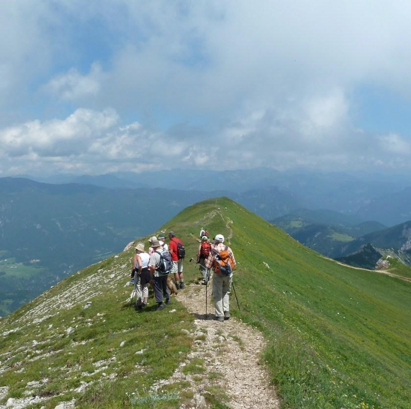 Zurück zur Bergstation