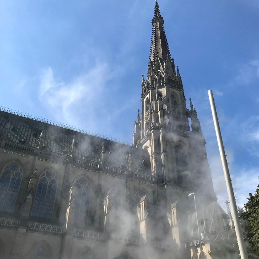 Mariendom - die größte Kirche Österreichs