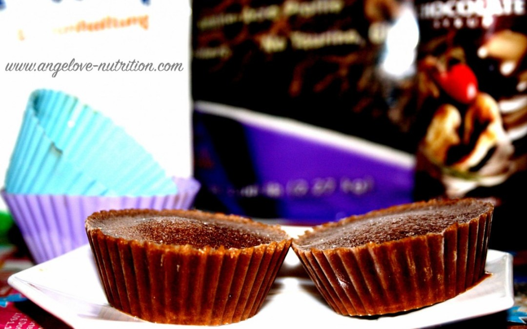 Low Carb & Low Fat Peanut Butter Cups