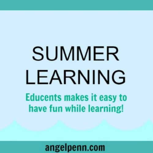 New post #ontheblog including details about a great #sale from @educents !!! #Summer learning can be so much fun! Check it out today. Link to #blog in bio. #lifestyleblogger #homeschooling #blogger #mommyblogger #homeschoolmama #lifestyle #school #learning #boymom #momlife #kidslearningfun