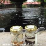 cupcake-in-a-jar, wedding favour