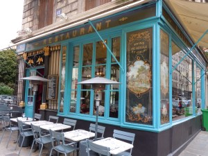 Paris Marais Restaurant