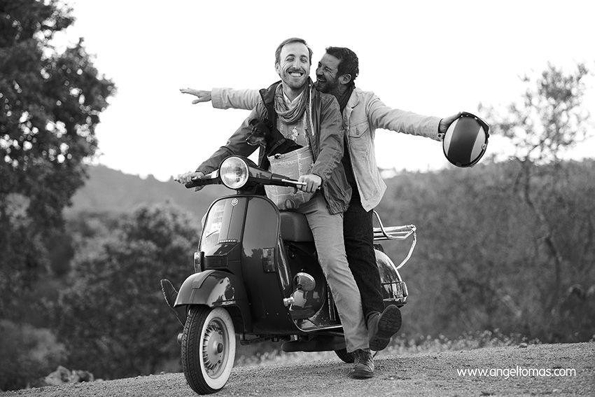 Jose y Nicolás. Sesión de Pareja. Ángel Tomás Fotógrafo en Córdoba