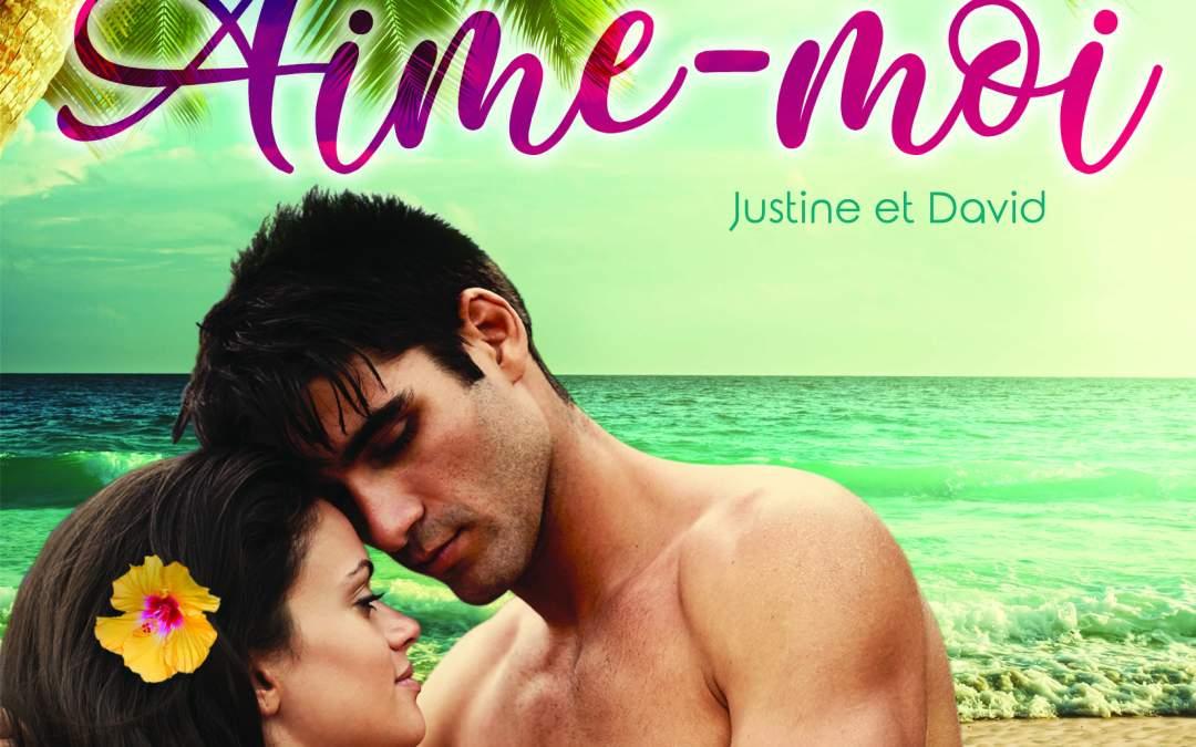 Livre Aime-moi – Justine et David