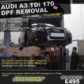 Dpf removal audi a3 170 tdi diesel particulate filter problems