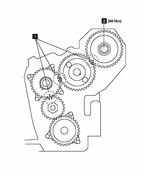 Como poner a tiempo un Alfa romeo Crosswagon 1.9 Jtd 16V 4×4