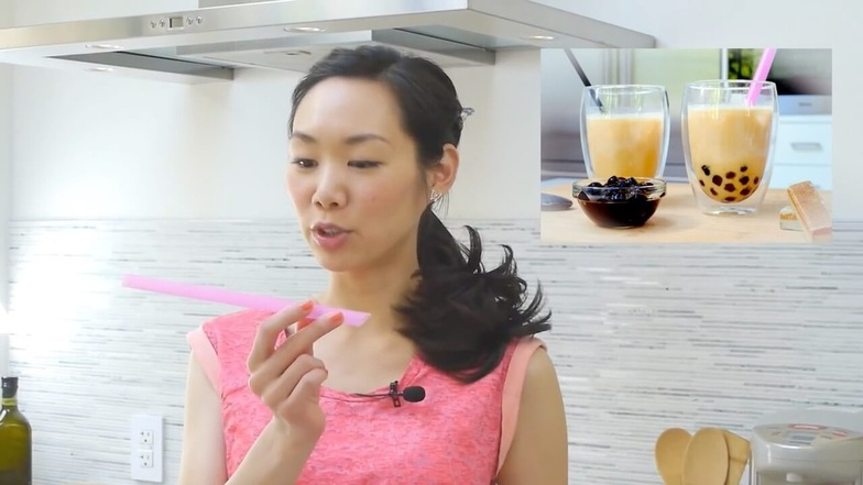 Authentic Taiwanese Milk Tea Bubble Tea recipe  Angel