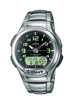 CASIO Mens Wrist Watch MPN AQ-180WD-1B