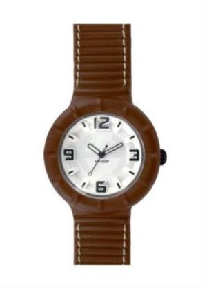 HIP HOP Mens Wrist Watch Model LEATHER MPN HWU0206