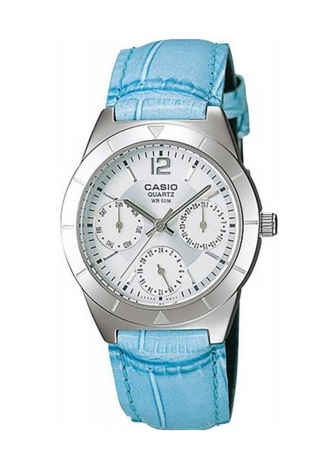 CASIO Ladies Wrist Watch MPN LTP-2069L-7A2