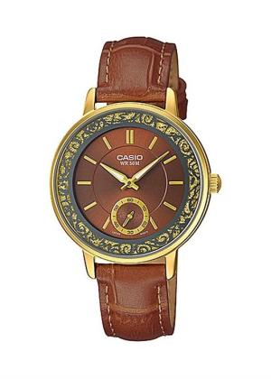 CASIO Ladies Wrist Watch MPN LTP-E408GL-5A