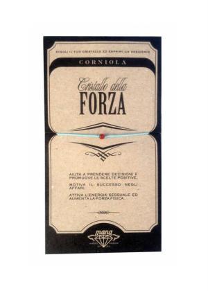 MANA MK JEWELLERY ITEM MODEL CORNIOLA/FORZA MPN MANAITAC04