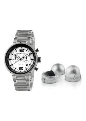 MOMO DESIGN Mens Wrist Watch Model EVO CHRONO MPN MD1012BS-20