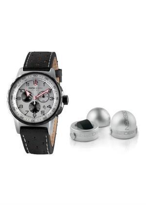 MOMO DESIGN Mens Wrist Watch Model PILOT PRO CHRONO QUARZO MPN MD2164SS-32